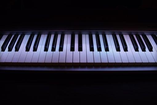 Piano, Midi, Music, Musical, Instrument