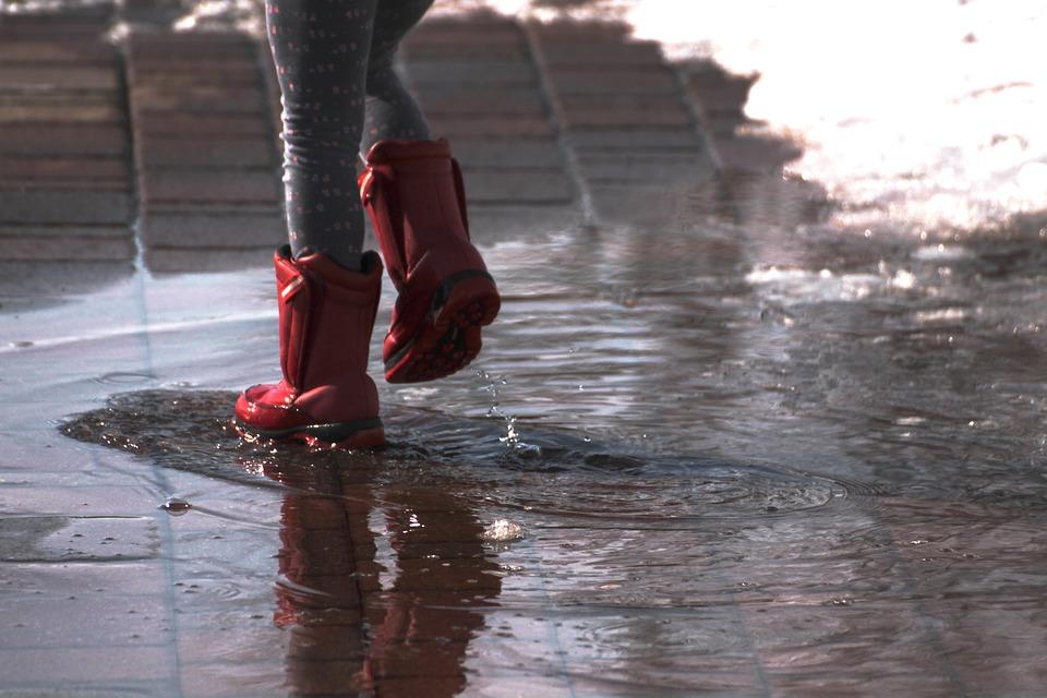 Kostenloses Pixabay Spritzen Auf Regen Foto Stiefel 43ARjLqc5