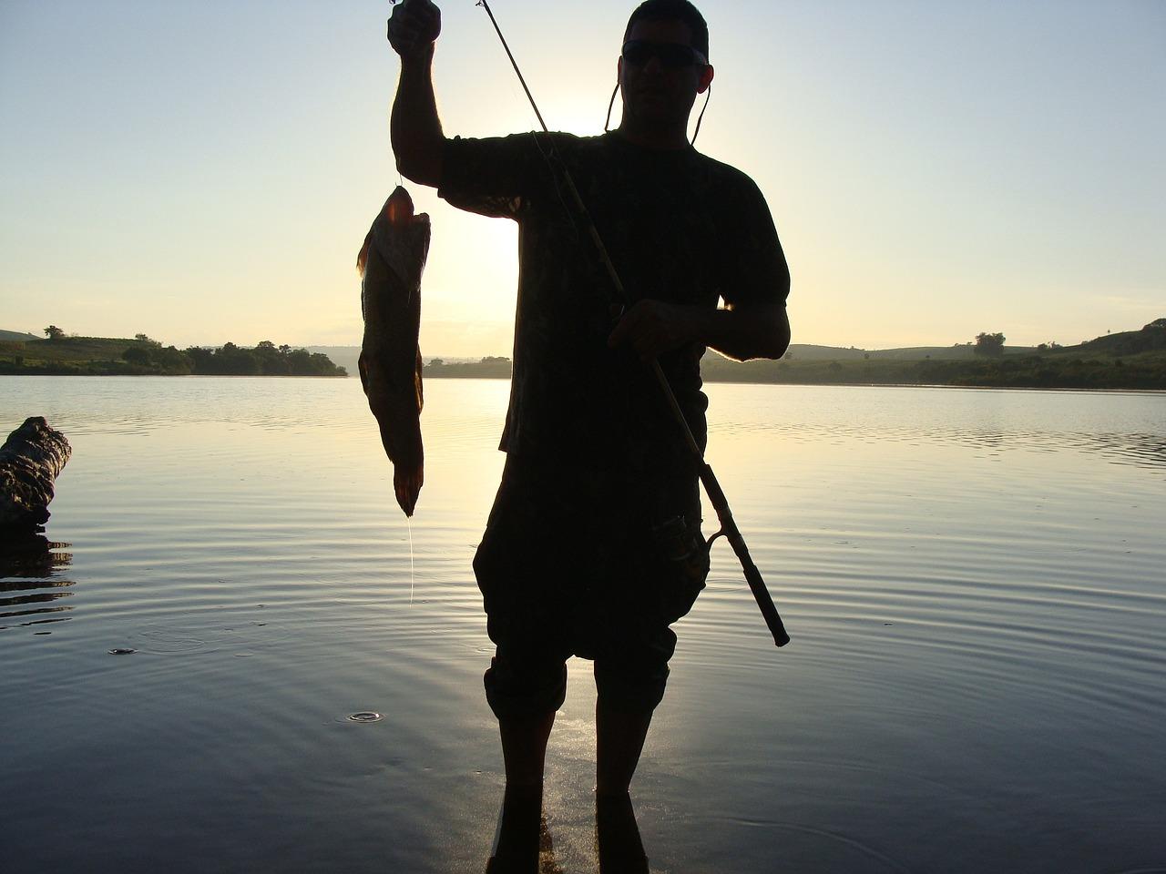обойти старый картинка мужчина рыбачить кинг