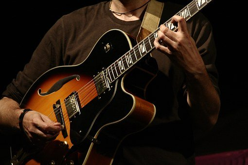 Guitar, Music, Instrumental, Melodic