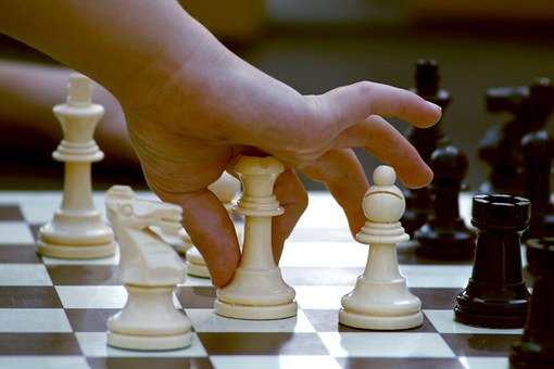 Chess, Game, Strategy, Board