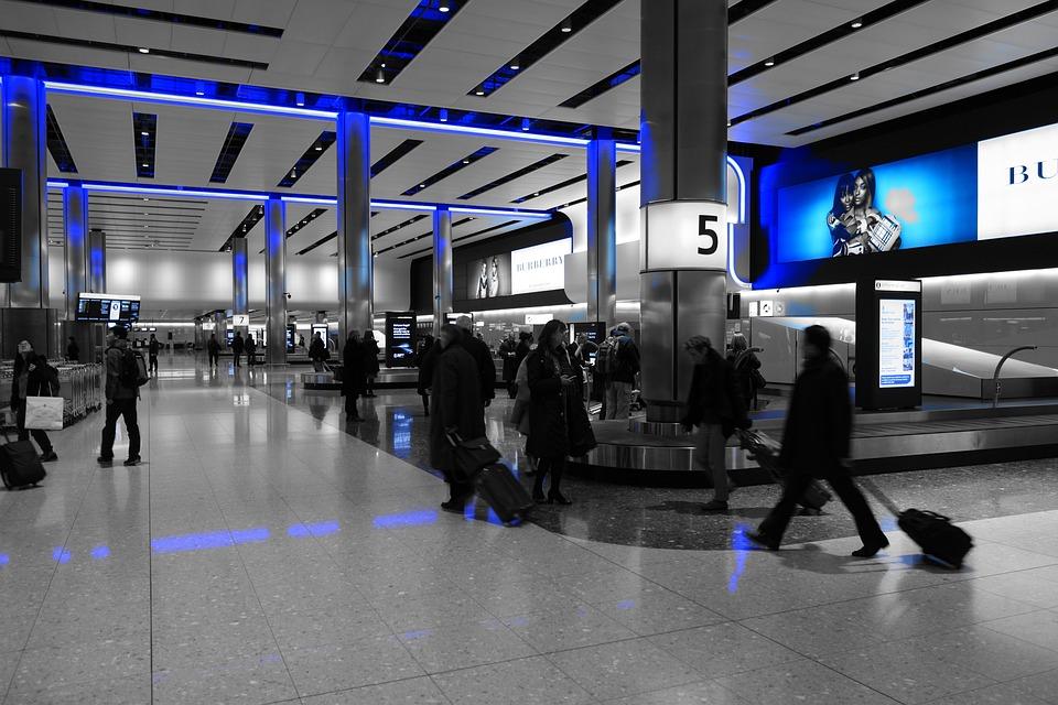 Salle Des Bagages Heathrow Photo gratuite sur Pixabay