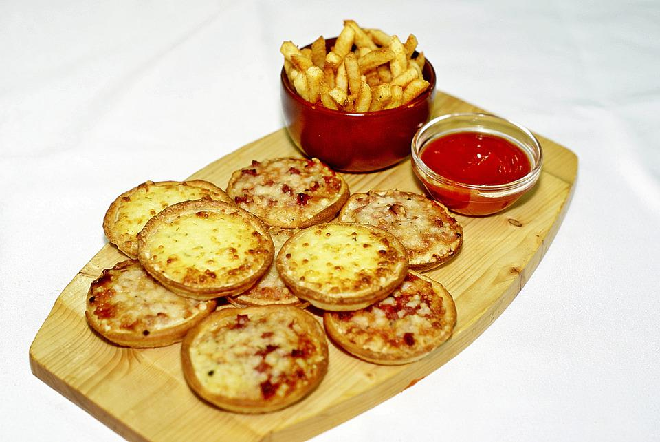 Antipasto, Birra, Salsa, Patate, Estate