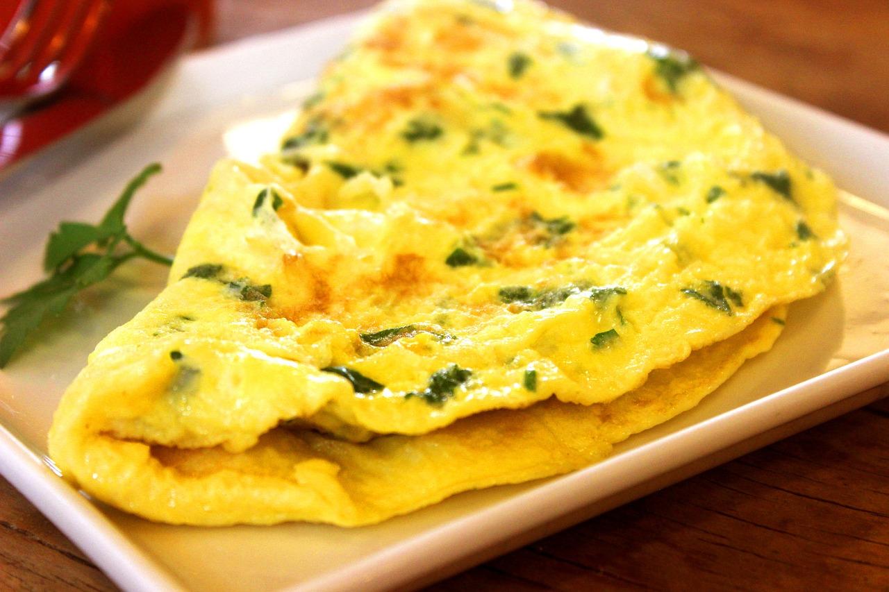 Cozinha Omelete Ovos - Foto gratuita no Pixabay