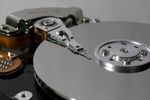 Hard Disk, Disco, Computer, Hard Disk