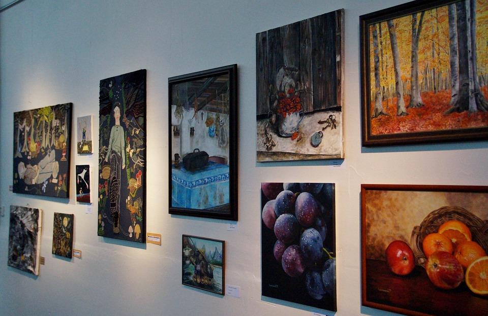 Bilder Und Videos, Galerie, Zeigen, Kunst