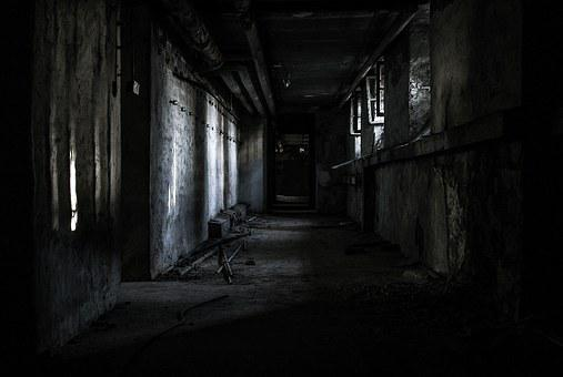 Gang Dark Gloomy Creepy Lost Places W