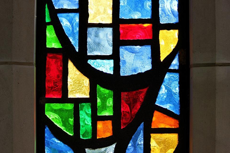 Foto gratis vidrieras vidrio antigua ventana imagen - Vidrieras de colores ...
