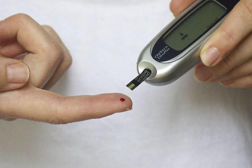 Diabetes, Blood, Finger, Glucose