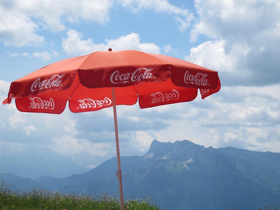 Coca Cola Coka Parasol   Free photo on Pixabay