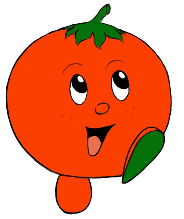 Illustration gratuite tomate l gumes comique dessin image gratuite sur pixabay 779329 - Tomate dessin ...
