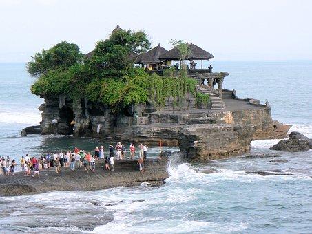 Bali, Temple, Tanah Lot, Bali, Tanah Lot
