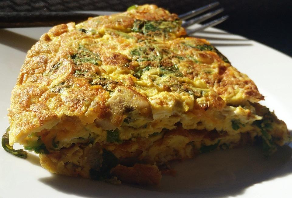 Frittata, Ricetta, Uovo, Cucina, Pasto, Cibo, Vegetale