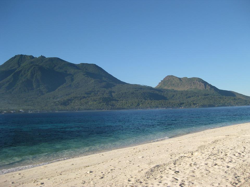 Camiguin, Philippines, Plage, Îles