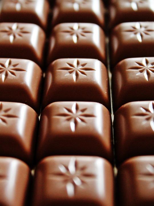 Schogetten, Chocolate, Dulce, Delicioso, Postre