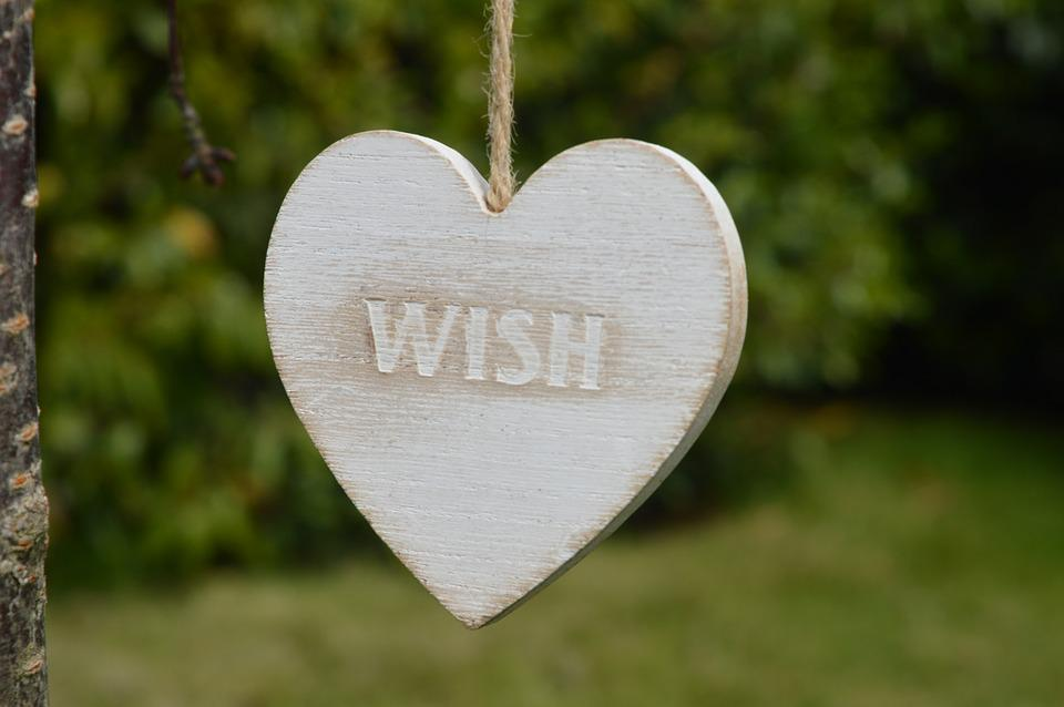 Wish, Heart, Love, Decoration, Gift, Celebration