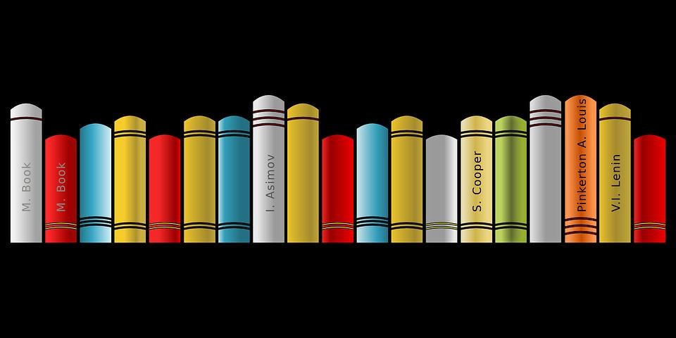 BookshelfFree images on Pixabay