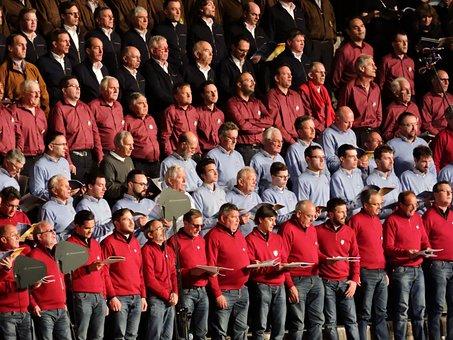 Chorale, Groupe, Chanter, Chanteurs