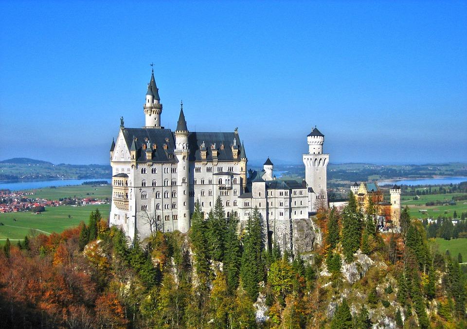 Free Photo Neuschwanstein Castle Castle Free Image On