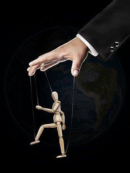 Hand, Puppet, Snowman, Political, Alex