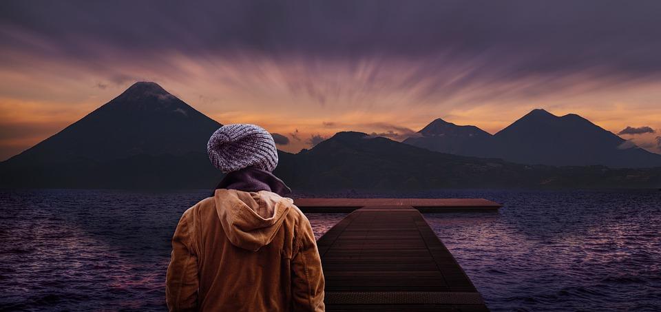 Photo gratuite: Paysage, Naturel, Volcans - Image gratuite