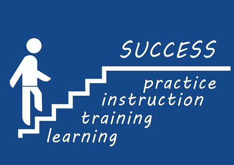 the goal is a key to successful training