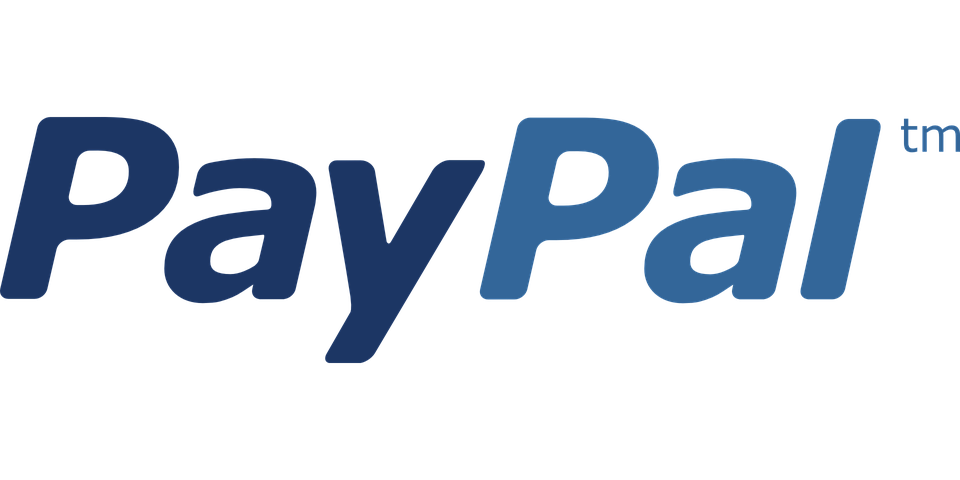 free vector graphic: paypal, logo, brand, pay, payment - free