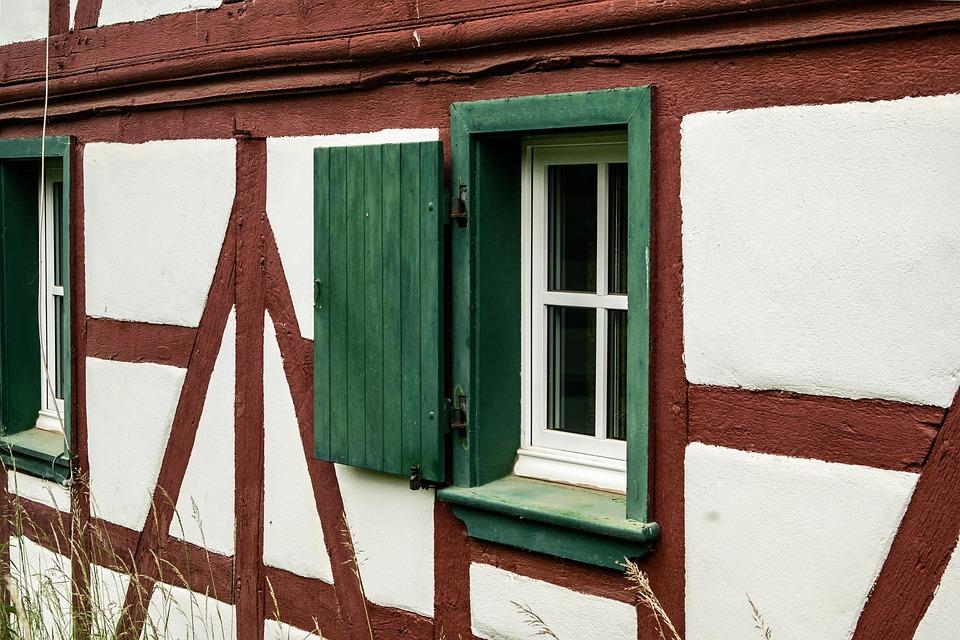 Bekannt Fenster Fachwerk Fensterladen - Kostenloses Foto auf Pixabay MP69