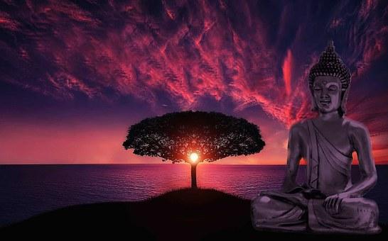 Bouddha, Le Bouddhisme, Méditation, Asie