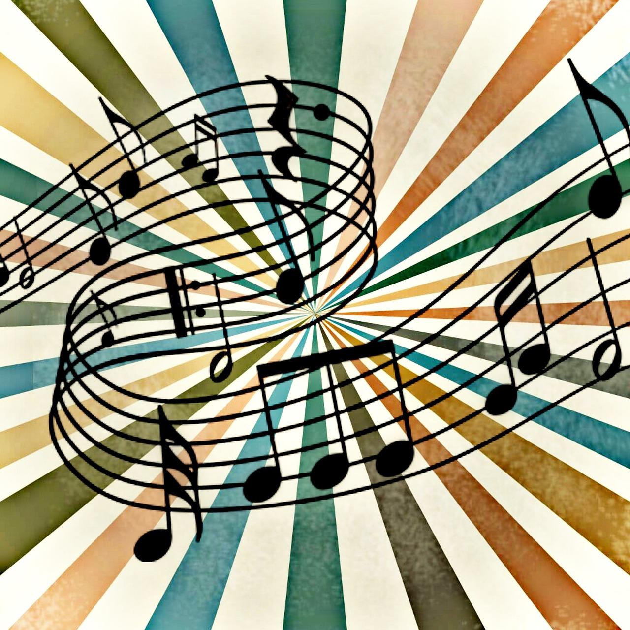 Ассоциации на музыку картинки