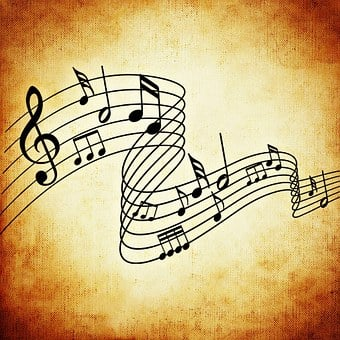Music, Melody, Musical Note