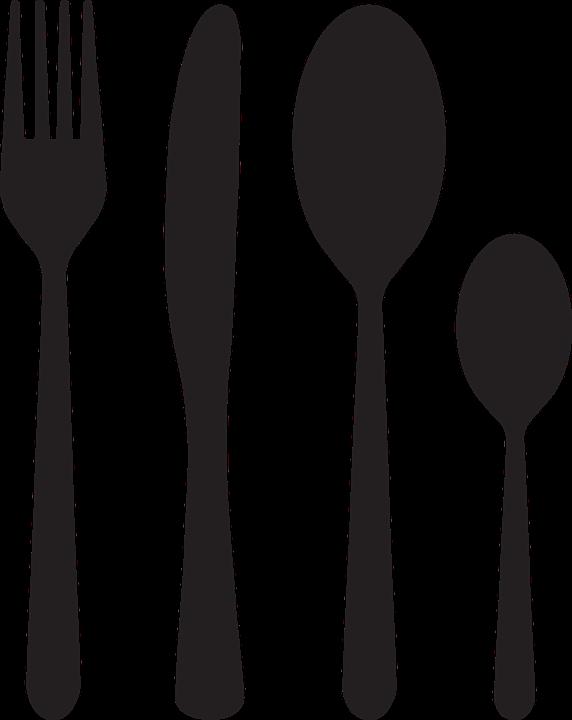 image vectorielle gratuite couverts fourchette couteau image gratuite sur pixabay 786745. Black Bedroom Furniture Sets. Home Design Ideas