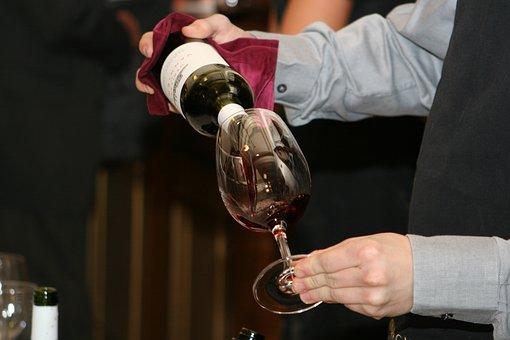 Du Vin, Bouteilles, Sectes, Glace