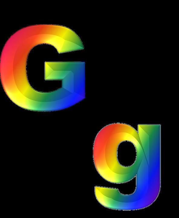 Letter G 3D - Free image on Pixabay