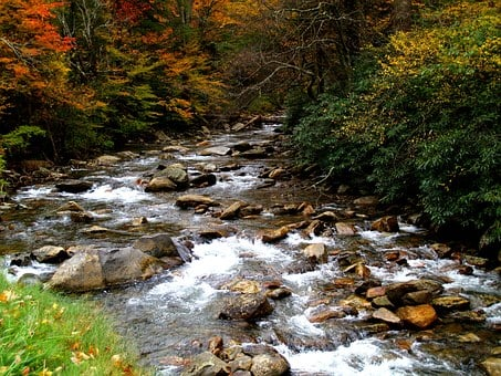 Scenic, Great Smoky Mountains, Tennessee