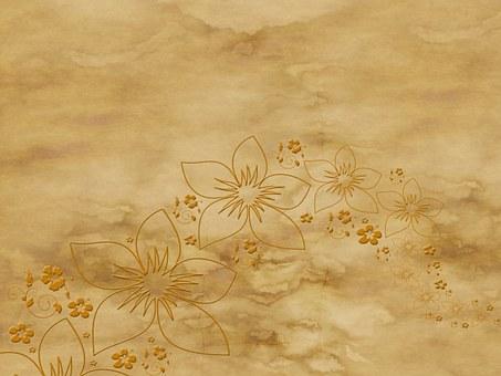 Paper, Parchment, Kringel, Circle
