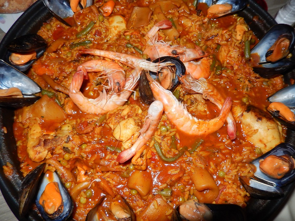 spanish food images pixabay download free pictures