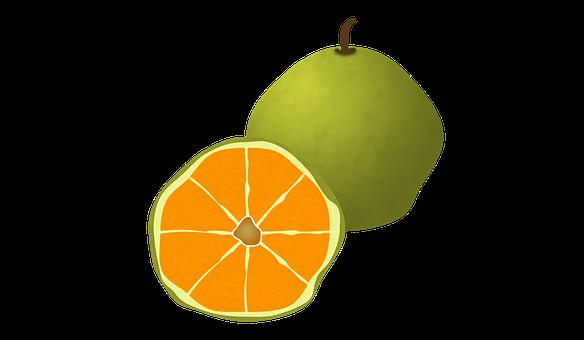 Ugli Fruit, Fruit, Citrus, Organic