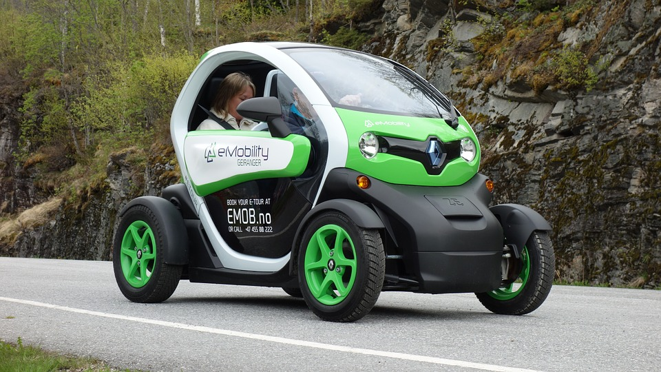 electric car transport durable