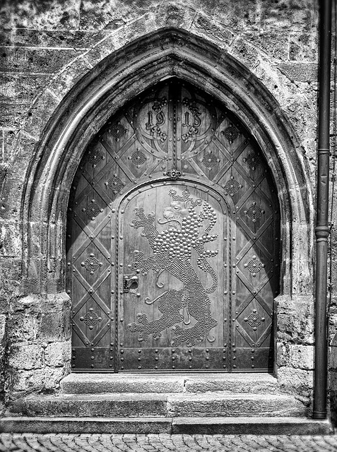 Door Goal Old 183 Free Photo On Pixabay