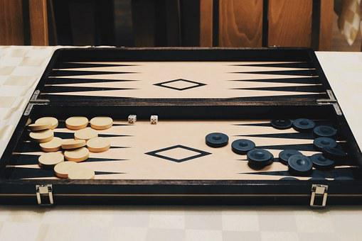 Backgammon, Board Game, Game, Play, Fun