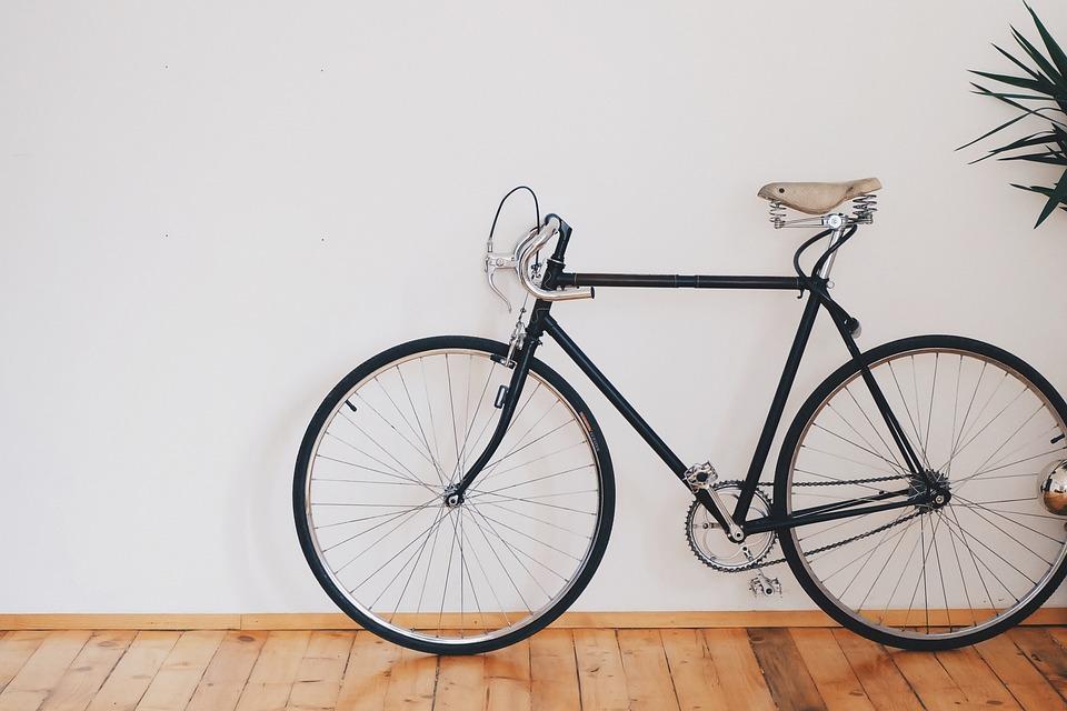 Bicicleta, Antigua, Vintage, Retro, Actividad, Ciclo De