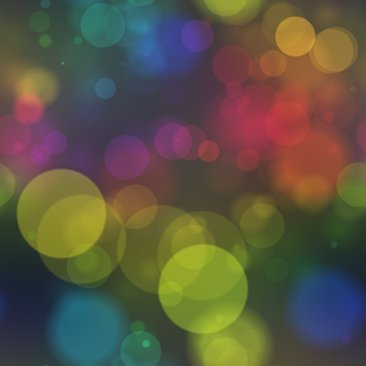 Free illustration: Bokeh, Lights, Bubbles, Background ...