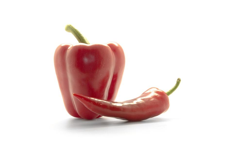 Biber Red Sebze Kırmızı Pixabayde ücretsiz Fotoğraf