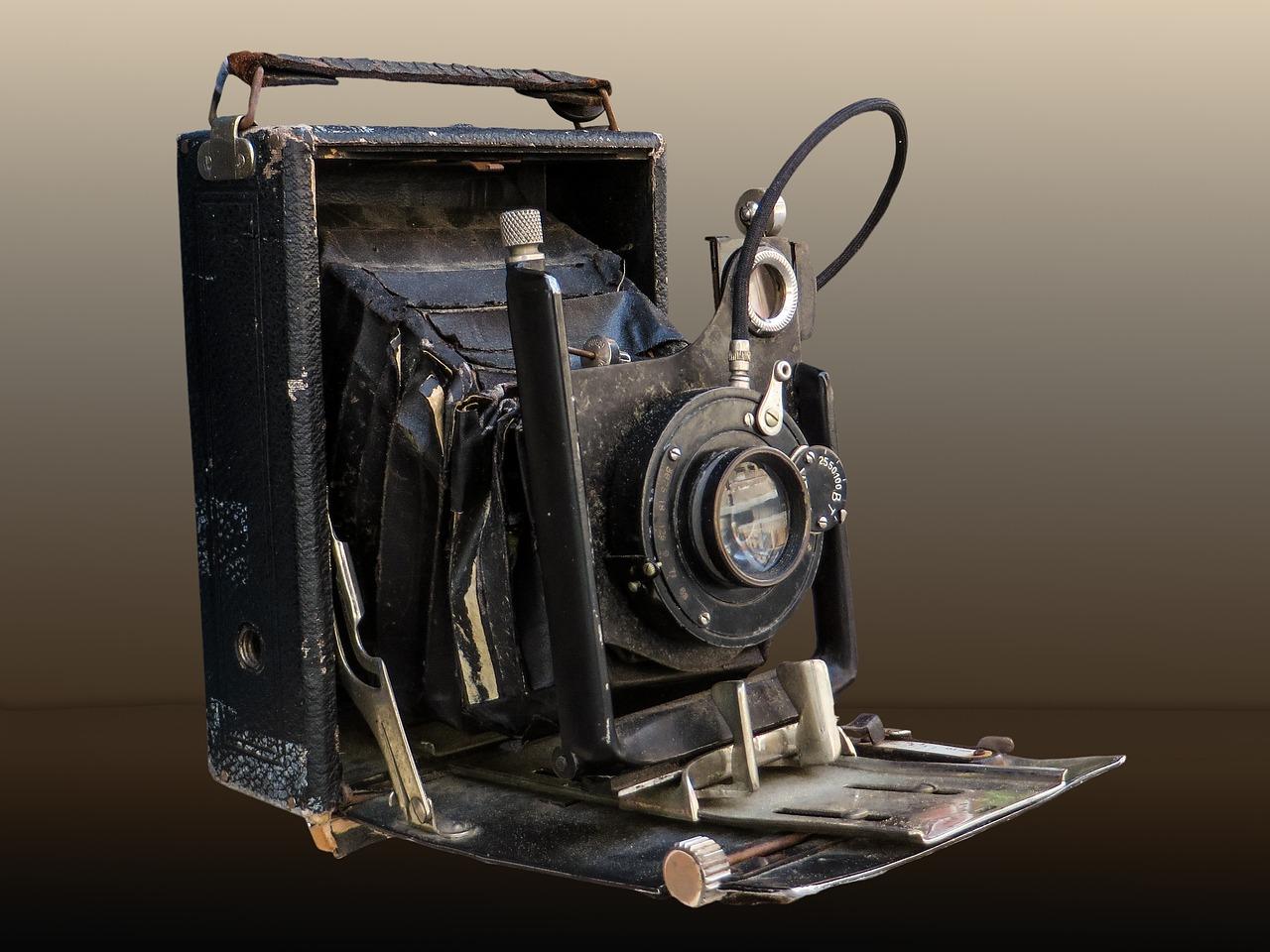 найти старый фотоаппарат во сне шов после