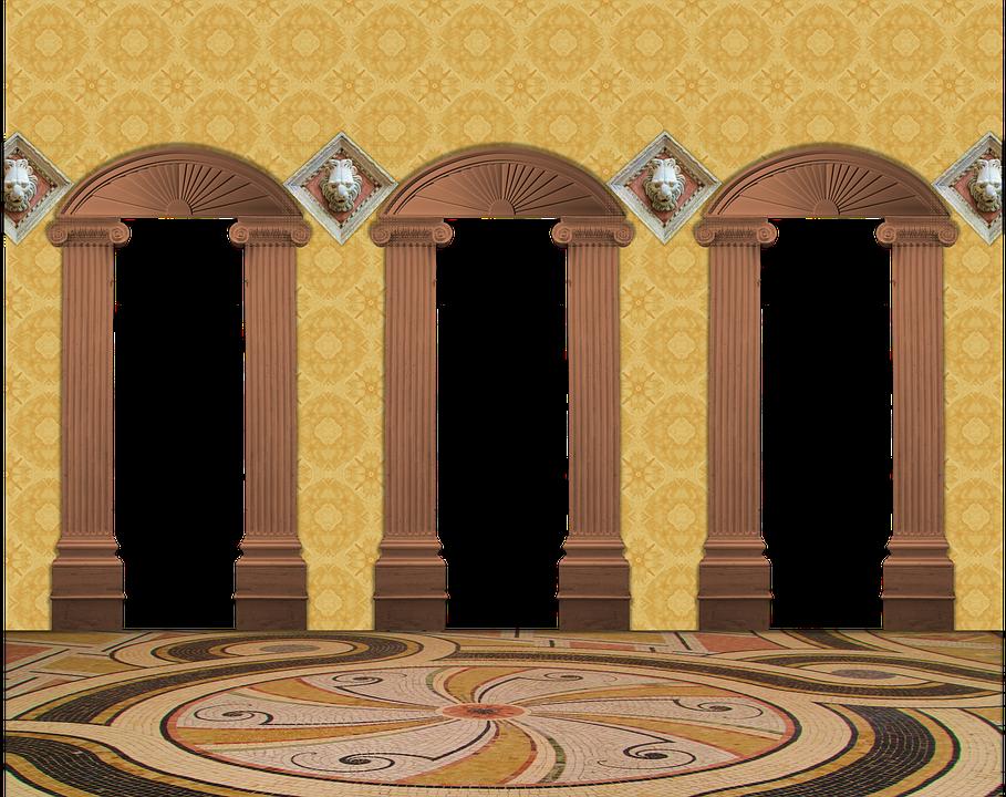 Free illustration: Interior, Formal, Room, Wall, Floor