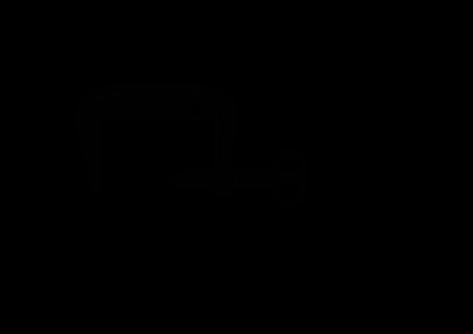 Śruba Zacisku, Terminali, Narzędzie, Silhouette