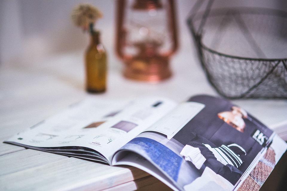 Magazine Newspaper Open 183 Free Photo On Pixabay