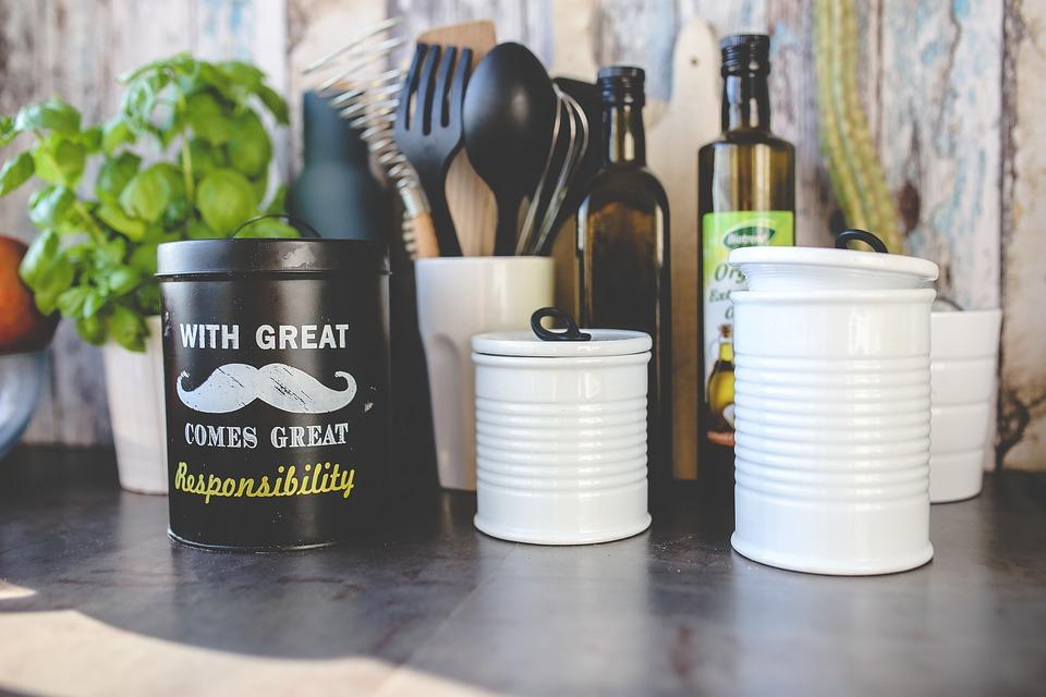 Jar, Jars, Cans, Storage, Kitchen, Home, Accessories