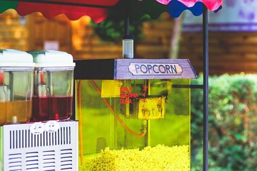 Popcorn Street Food Outisde Popcorn P
